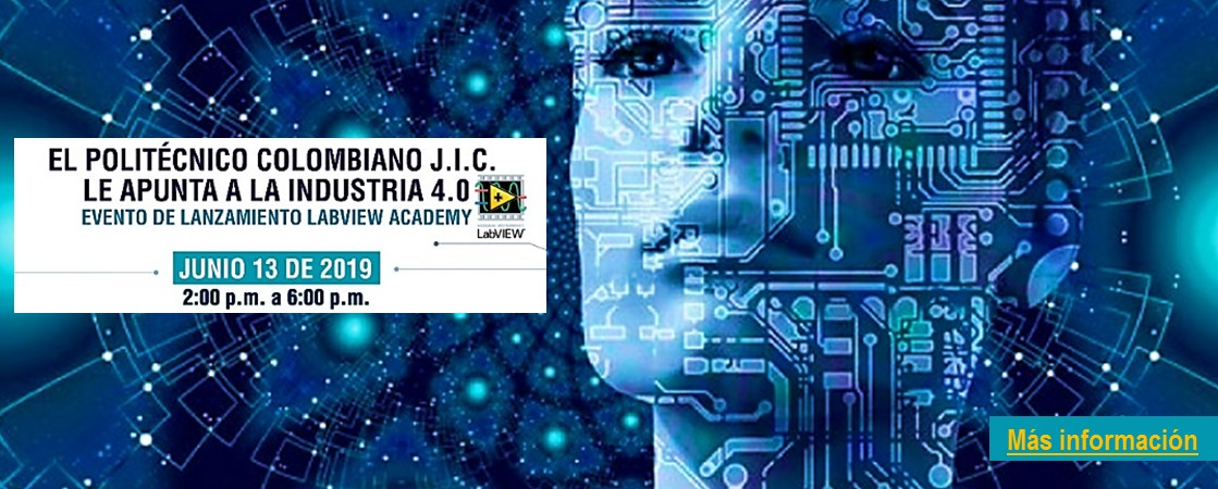 Lanzamiento Labview Academy